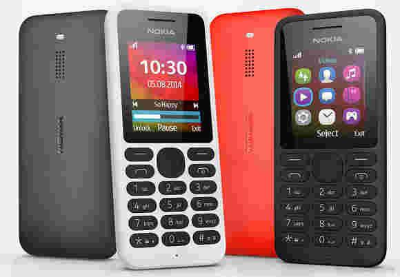 诺基亚130去官方 - 一个19欧元手机
