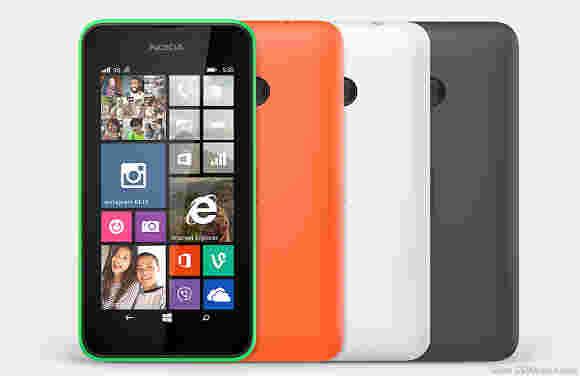 诺基亚Lumia 530击中英国的货架,价格从87英镑开始