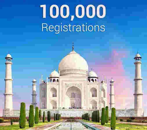 小米MI 3在印度获得100,000次注册