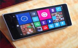 诺基亚Lumia在另一个Photoshoot中的830颗星