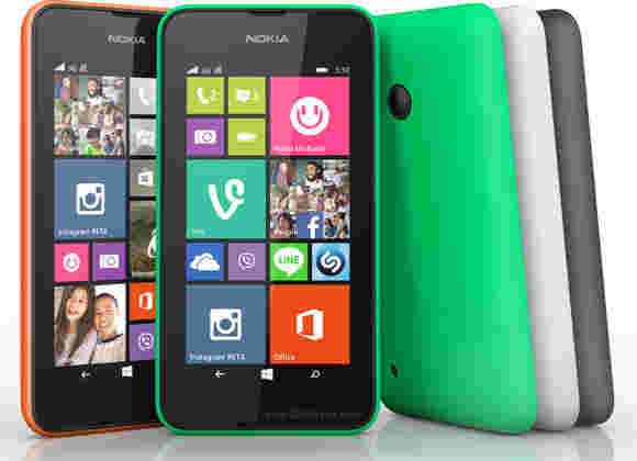 诺基亚Lumia 530在马来西亚推出110美元