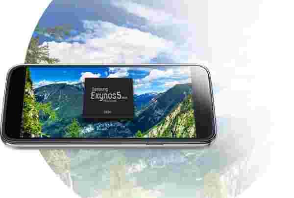 三星宣布推出基于20nm过程的Exynos 5430