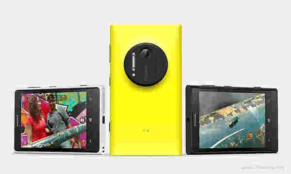 诺基亚Lumia 1020据称在9月份达到生活结束
