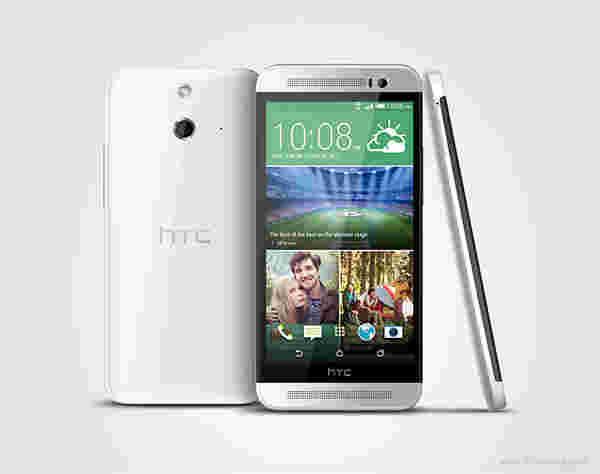 HTC一个E8和欲望616在印度发动