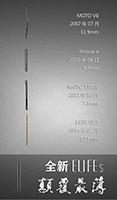 Gionee为世界上最薄的智能手机推出了一款令人速度