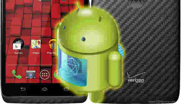 Android 4.4.4现在在Droid Ultra,Maxx,Mini上播种