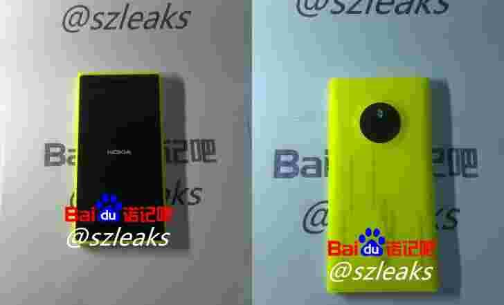 聚碳酸酯高端Lumia泄漏,内部S810
