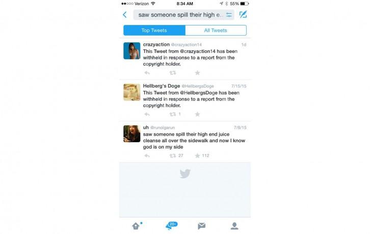 Twitter开始在Tweet Thieves上打击,删除被盗推文