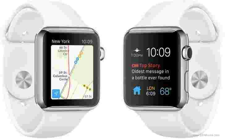 新报告称Apple销售了700万个手表单位