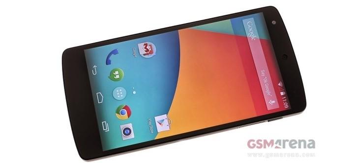 想要黑色星期五的棉花糖?Nexus 5下降到199美元