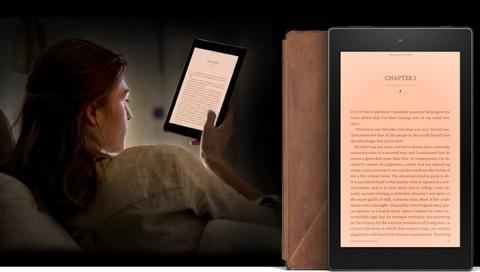 Amazon Fire HD 8读者版本现在为预购