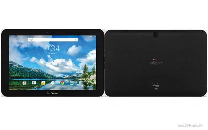 Verizon推出了自己的品牌省略片剂10平板电脑