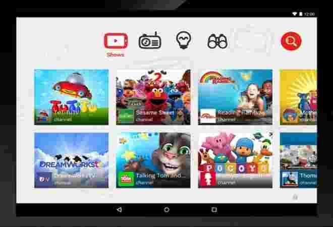 谷歌将YouTube小孩扩展到几个国家