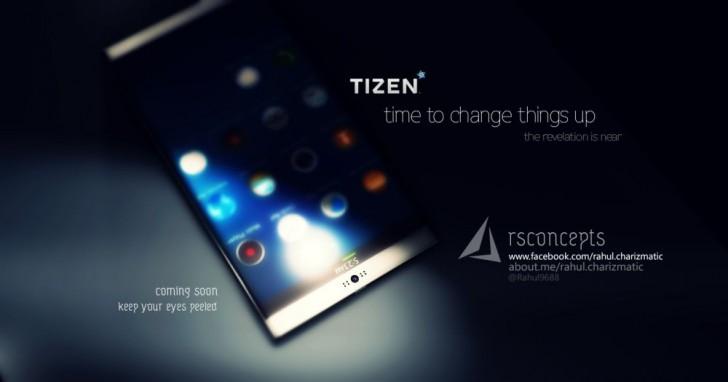 三星在高端Tizen手机上工作,未来一年
