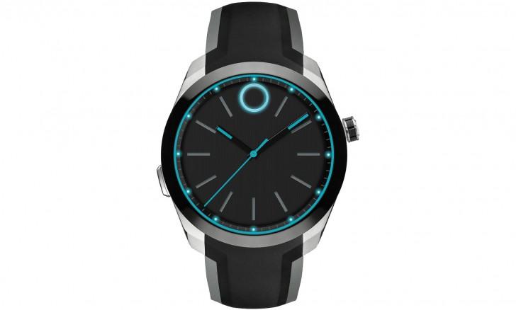 HP和Movado合作伙伴粗体智能手表