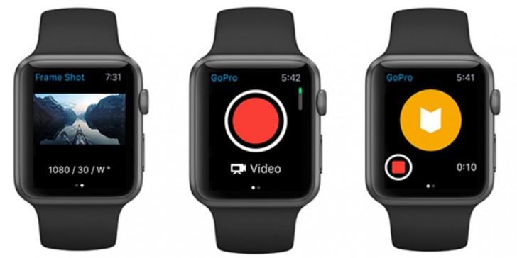 GoPro iOS应用程序更新了新功能和支持Apple Watch