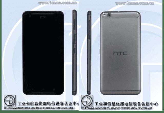 HTC One X9具有5.5英寸显示器和Octa-Core CPU通过Tenaa