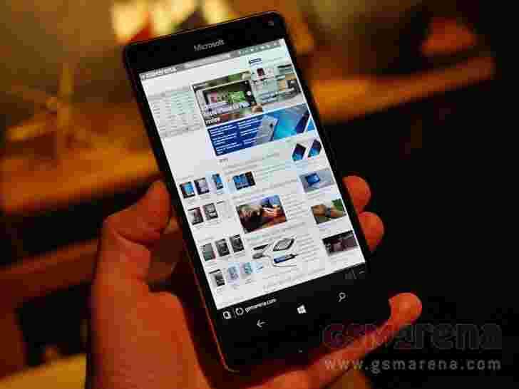 Lumia 950 XL预订开始运输在美国