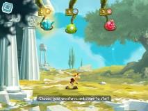 IOS和Android游戏评论的Rayman Adventures
