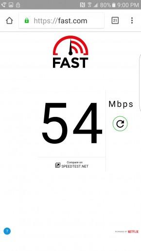 Netflix启动Fast.com,简单的速度测试网站