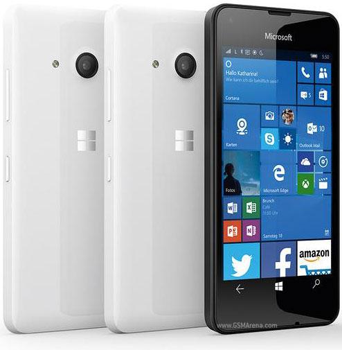 目前Microsoft Lumia 550售价99美元