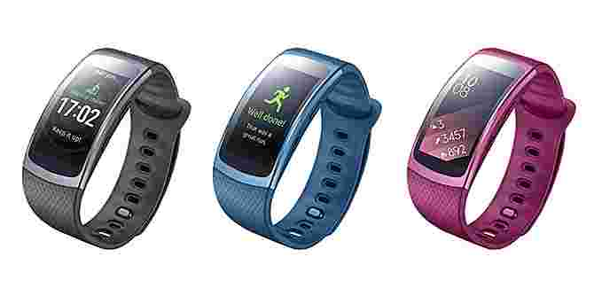 Samsung Gear Fit2现在可以在全球选择市场购买