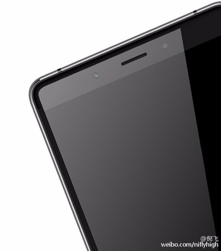 Nubia Exec Tease Z11 Max以83.27%的屏幕到体比