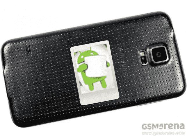 Marshmallow更新开始击中Verizon Galaxy S5