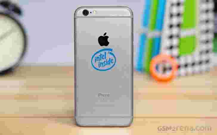 Apple从英特尔为下一个iPhone提供筹码