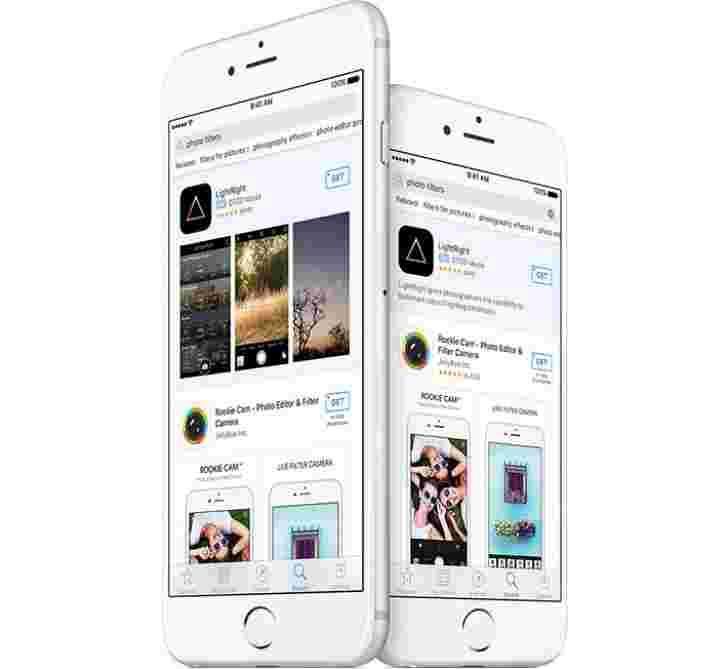 Apple宣布订阅模型,搜索App Store的广告