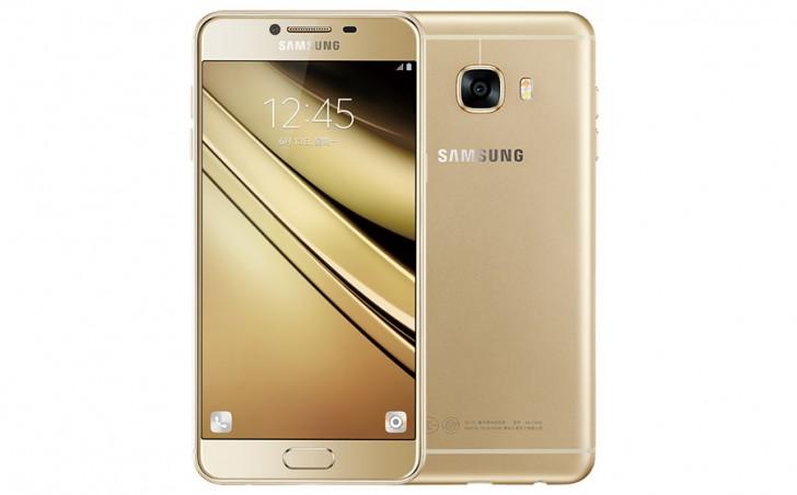 Samsung Galaxy C7还可以官方SD625 SOC,5.7英寸显示器和4GB RAM