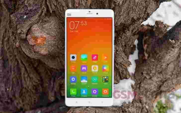 Xiaomi Mi注意2据说配有双12MP后凸,4000mAh电池