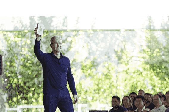 iPhone跨越10亿销售里程碑