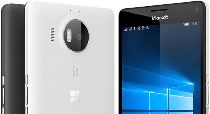 微软下跌了Lumia 950和950 XL的价格,Lumia 640在英国下来