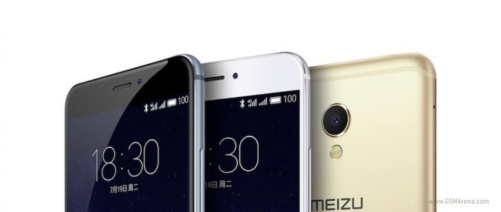 """Meizu MX6现在是官方的5.5""""屏幕和Helio X20"""