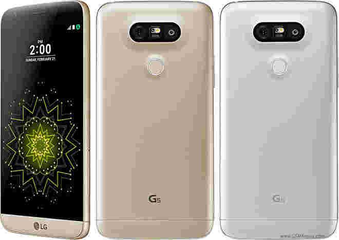 Unlocked LG G5目前只需410美元