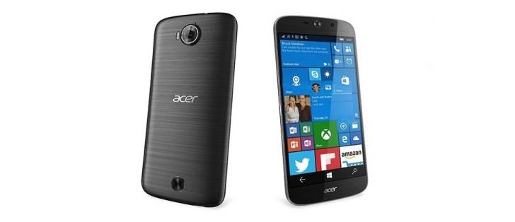 Acer Liquid Jade Primo Windows 10手机现在可以在美国购买