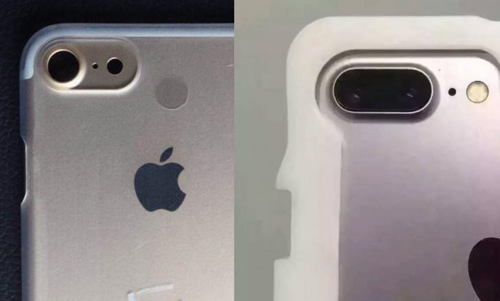 着名泄漏:只有两种iPhone 7型号,常规和专业