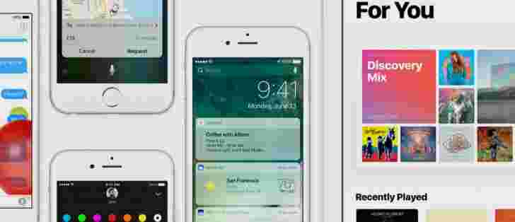 Apple Outs IOS 9.3.3,OS X EL Capitan 10.11.6更新,iOS 10和Mac OS Sierra Beta 3