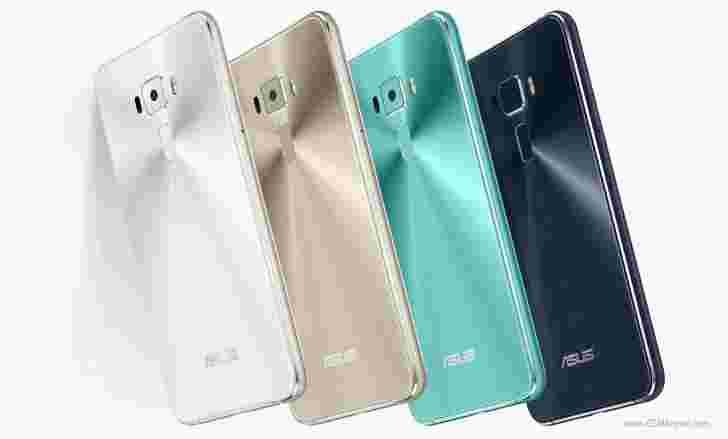 华硕Zenfone 3 ZE552KL和ZE520KL现在在泰国提供
