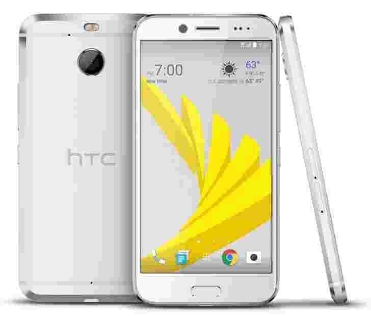HTC螺栓在欧洲销售,将在船上推出Android Nougat