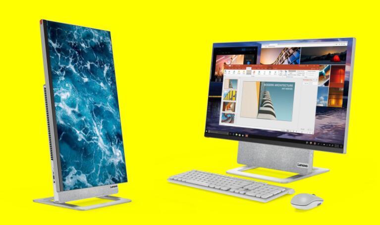 联想的新型多合一瑜伽PC包括可垂直旋转的显示屏