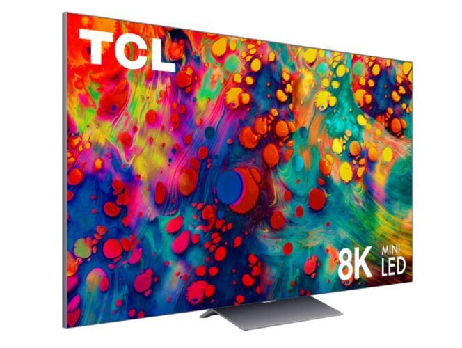 TCL全力以赴8K,展示新的6系列电视线