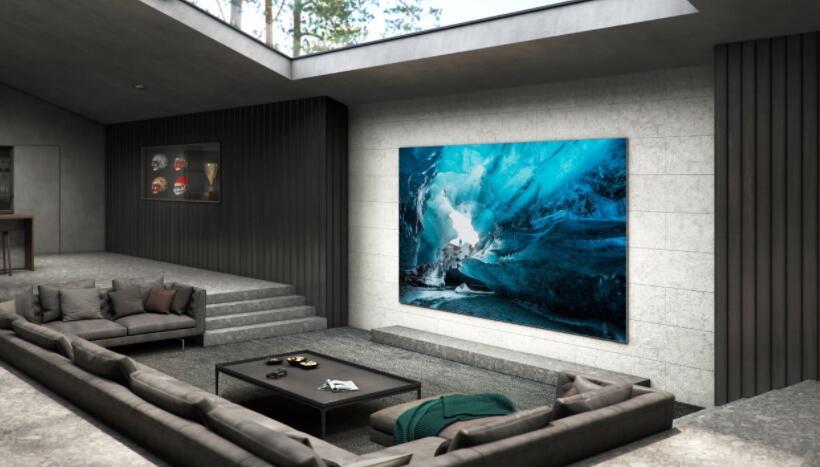 三星宣布推出110英寸MicroLED电视
