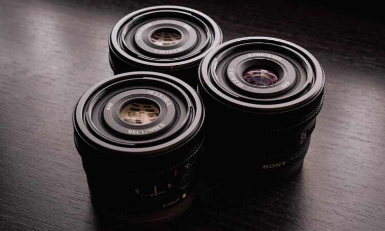 体验Sony的Compact G镜头三重奏