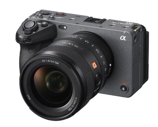 索尼通过FX3摄像机瞄准电影市场