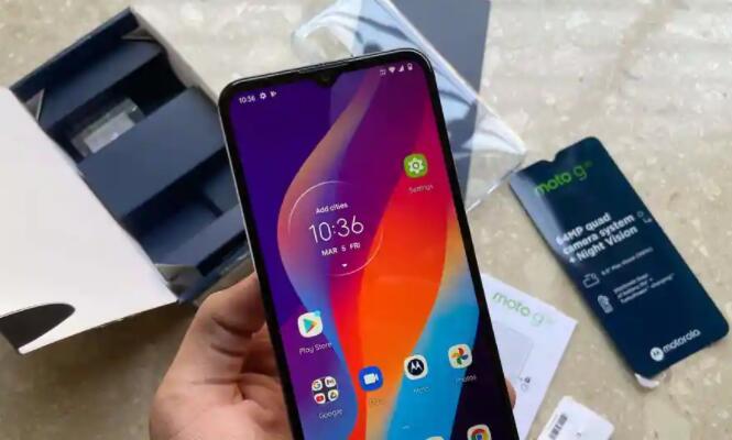 摩托罗拉在印度推出的下一部Moto G手机可能配备108MP摄像头